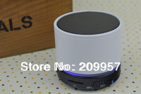 30pcs Wireless Bluetooth S11 Mini speaker Outdoor stereo HiFi speakers TF card MP3 player for iPhone iPad Samsung