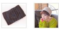 knited kerchief Hairband tie hair hoop tools Maker forehead hair decoration head band CN post