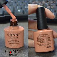 High demand products gel polish wholesale   0.25floz  CANNI#30917-082