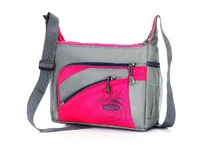 2014 men and womn's outdoor fashion casual shoulder sports and travel messenger bag,free shipping