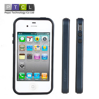 For Apple iPhone 4 4s NEO HYBRID SPIGEN SGP Bumper Cases Protective Frame  ,without retail package