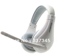 Computer Headset Microphone Headset Music Pushi Fashion Game Voice Songs Headset Earphones