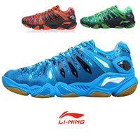 Lin Dan Badminton Shoes 2014 HERO-II Lining Badminton Tournament Shoes AYAH009-3-4-5