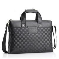 Free Shipping 2014 New Men's 14-Inch Computer Bag  Business Bag Men Messenger Bags