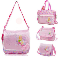 Orginal Brand Barbie Messenger Bags Bag handbag Children School Bags kids Backpacks fashion special purpose bags Free Shipping