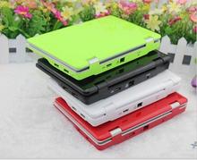2014 free shipping mini laptop y07 Android 4.0 VIA8850Webcam mini Netbook 3G moderm computer mini pc(China (Mainland))