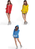 Vocaloid Matryoshka miku Len Rin Gumi Cosplay Costume coat Hooded Sweatshirt