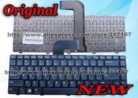 Original New keyboard for Dell Inspiron 14R N4110 N4050 N5050 N5040 keyboard with frame