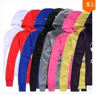 2014 100% brand new!Leisure pullover Hoodies, autumn wear thin.unisex Free shipping