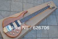 TOP qualitypay pal  Wholesale Smith Musical Instrument electric bass 5 strings neck thru china cheap guitar! Free Shipping