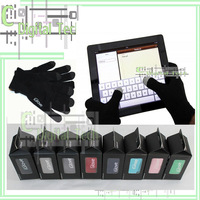 Genius iGlove gloves for iPhone, iPad, Blackberry, and smartphones &PDA's work perfect  DHL fast shipping