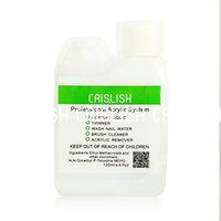 Cristina 120ML UV Gel Nail Polish Remover Gel Cleanser Plus Nail Styling Tools Gel Nail Removal Free Ship Drop Ship