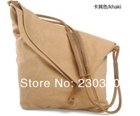 Free Shipping new fashion high quality canvas bag ladies desigual bag messenger bag shoulder bags for men and women