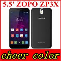 "Original ZOPO ZP3X ZP999 5.5"" 1920x1080 FDD LTE MTK6595M Octa Core 2.0Ghz 3GB RAM 16GB ROM 5.0MP 14MP OTG NFC Android 4.4 Phone"