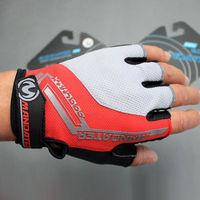2014 New Practical Professional Cycling Bike Bicycle Half Finger Glove Glove Ma Dite