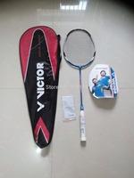 New Arrive Popular hot selling 1 Piece Black Red Victor Brave Sword 12 Badminton Racket
