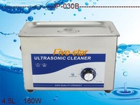 Free shipping to Russian  AC110/220V ultrasonic cleaner 4.5L 180W 40k Hz Frequency PCB hardware lad equipment  machine