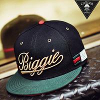 Free Hong Kong Shipping Cayler & Sons bboy Hip Hop Sport Outdoor Baseball Snapback Bone Hat Cap Chapeu  for Dancer Woman Men