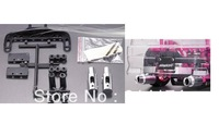 1/10 RC Car accessories r/c car  parts escape-pipe / vent-pipe/exhaust for 1/10 RC Car  free shipping