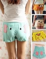 Kawaii Rilakkuma Bear Shorts Beach Pants,women Household shorts, Pajama Pants Cartoon,Casual Shorts Retail