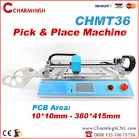 New Pick and Place Machine (CMHT36) Full Automatic Chip Mounter English Charmhigh (CMHT36) discount!
