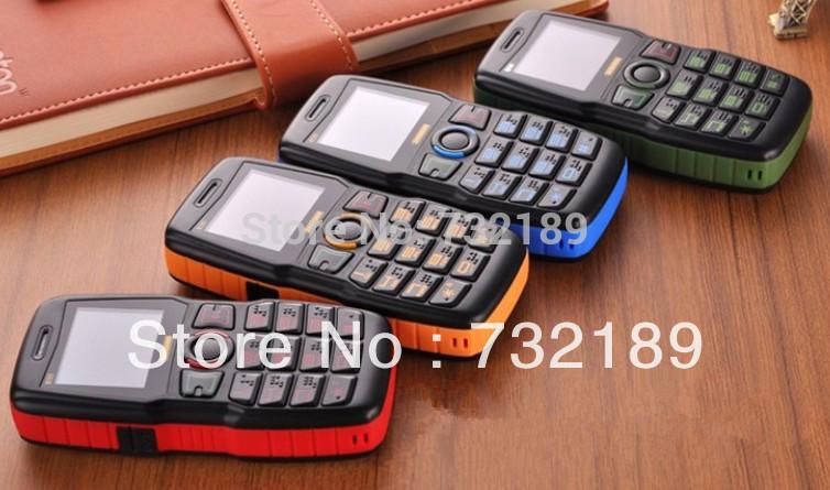 Power Bank Phone Original ADMET B30 5000mAh Big Battery/Speaker Flashlight Dual Sim Old Man People Senior Phone Russian Keyboard(China (Mainland))