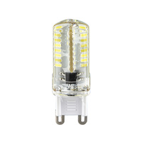 Free Shipping 4w LED beads G9 type lamp HGY606 4w AC220V smd3014 cold white G9 bulb light lighting 4w 10pcs a package