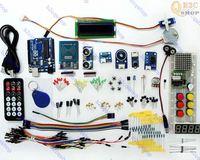 uno r3 Electronic starter kit motor servo RFID Ultrasonic lcd relay Temperature