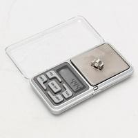 200g x 0.01g Mini Electronic Digital Jewelry Scale Balance Pocket Gram LCD Display