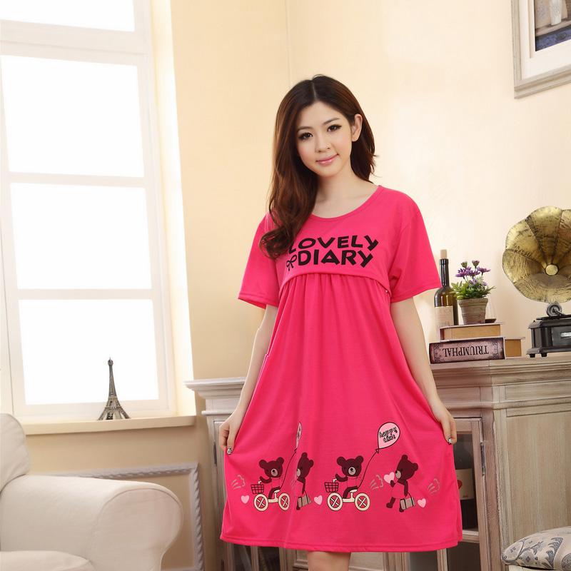 Фото пижамное платье