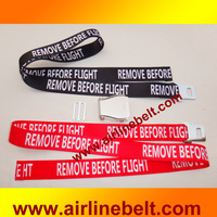 REMOVE BEFORE FLIGHT airplane aircraft airline seabelt fashion belt jeans pants belt