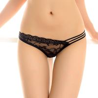 Core 6 sexy panties lace transparent women's low-waist briefs panties female sexy temptation