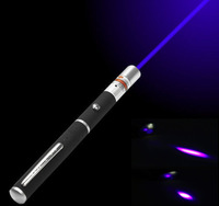 Purple Blue Laser Pen  5mW 405nm Beam Laser Pointer Pen high power Blue laser pointer Teaching Strong Free Shipping