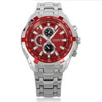 2014 Sale New Hardlex Analog Brand Watch Curren Hour / Dial Quartz Clock Mens Stainless Steel Wrist Men Sports Watches Atmos