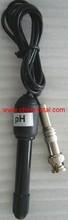 Mail Free Shipping!!!  E201WM pH Electrode PH meter probe and sensor UNIVERSAL MONITOR  PH monitor electrode PH tester sensor(China (Mainland))