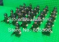 26pcs/lot 801aviator Minifigure compatible with lego Building Block doll,Loose Brick accessory WOMA Sluban Decool mini figures