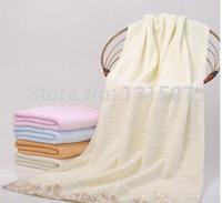 High Quality Promotion Wholesale  Cotton 70*140cm brand lace  beach sport bath towel