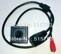 Free Shipping 1.3 Mega Pixels H.264 Network MINI IP Pinhole Camera