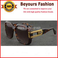 2pcs/lot Cazal Vintage Designer Sunglasses Model 623 Unisex Optical Glasses Frame with Gradient lens Sunglasses