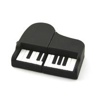 Novelty Plastic Piano USB Flash Drive Pen Drives USB 2.0 Flash Memory Stick real 2GB 4GB 8GB 16GB 32GB 64GB free shipping