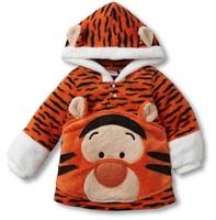 Retail Character Boy's Coats Hooded Coat Children's Hoodies Sweatshirts Tiger Kids Jackets 1pcs/lot