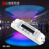 DMX512 Signal Decoder control 6803/8806/2811/2801/3001/9813 dream color ICs  dmx controller