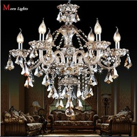 crystal Chandeliers lamp Modern crystal chandelier Light luxury pendant Chandelier light lighting Living room bedroom lamp