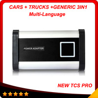 2014 Top selling TCS (LED LIGHT) Pro Plus V2013.3 new version CARs+TRUCKs+Generic 3 in 1  DHL free fast shipping