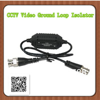 4pcs LOT CCTV Video Ground Loop Isolator  for Security Products