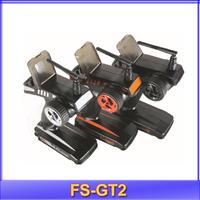 FS-GT2 2ch 2.4GHz Transmitter Receiver RC CAR FS 2.4G+ free shipping