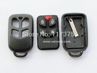 Brazil Positron car alarm 4 button remote key cover shell
