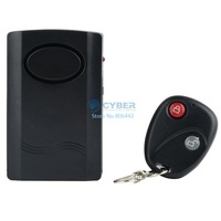 6Pcs/Lot Wireless Remote Control Vibration Alarm for Door Window Drop Shipping 14623