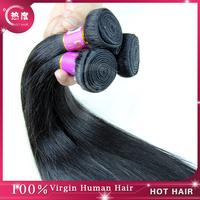 Virgin Burmese Hair Straight  Cheap Unprocessed Virgin Burmese Hair Straight Human Hair Weave 3 piece