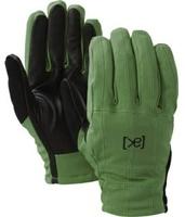 No.250005 Brand Men's Tech Snowboard Gloves Waterproof & Windproof Winter Men Warm Thermal Skiing Gloves Green Size S M L XL